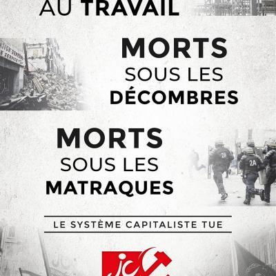 Le système capitaliste nous tue
