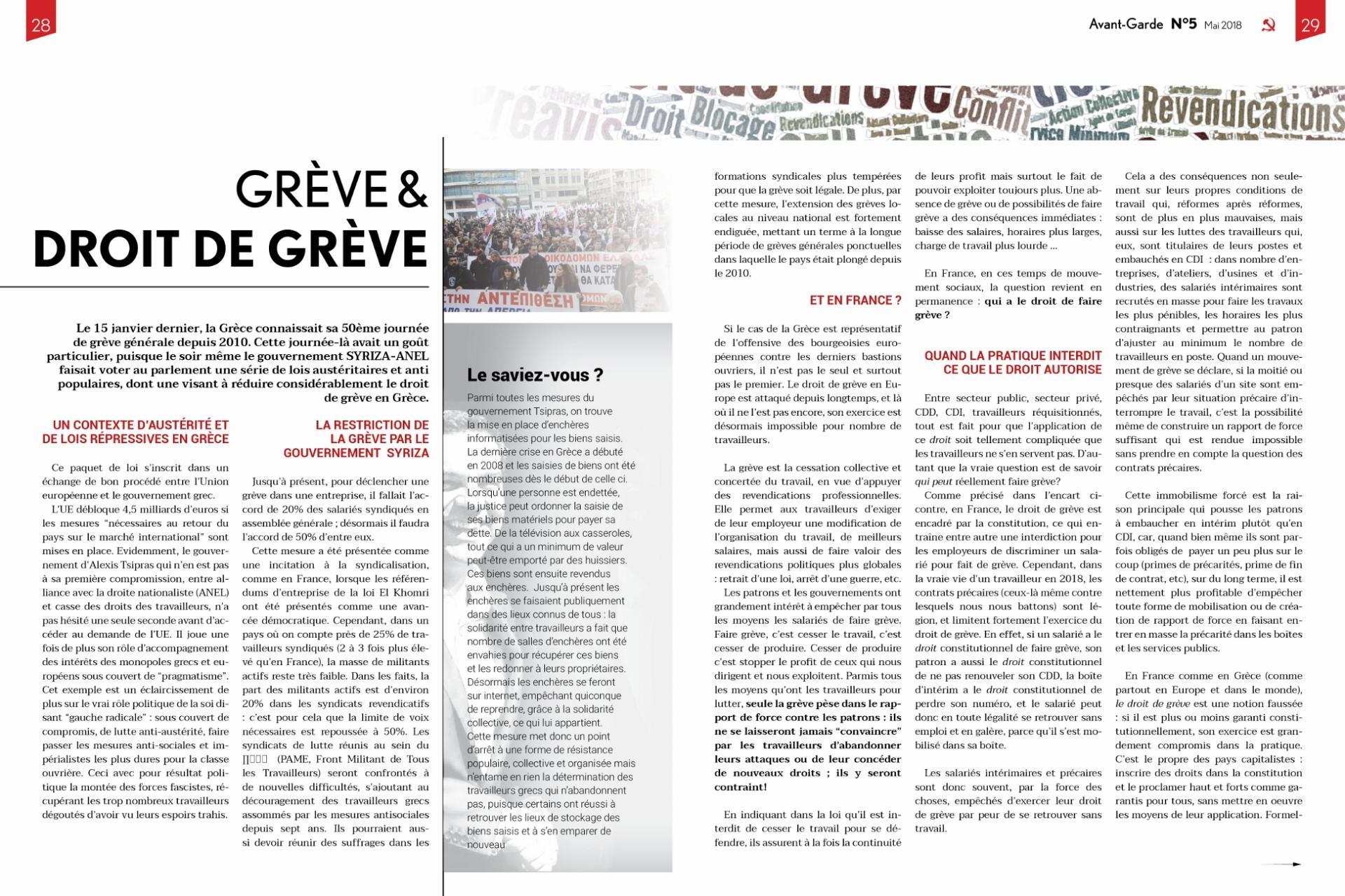 Avant-Garde Mai 2018 - 28