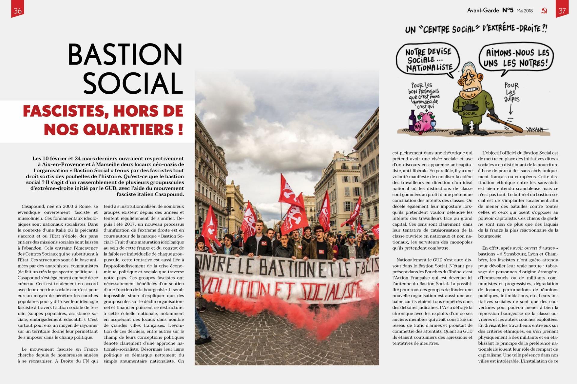 Avant-Garde Mai 2018 - 36