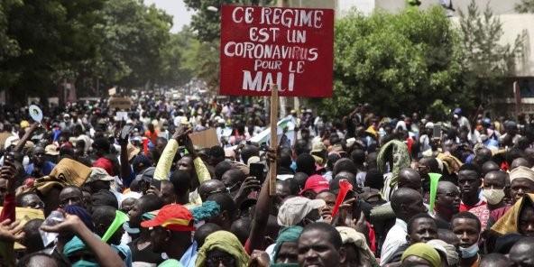 Mali juillet 2020